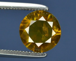 Natural 1.00  carat Sphene With Amazing Spark