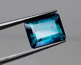 5.15Crt Green Topaz Natural Gemstones JI133