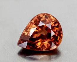 2.95Crt Natural Imperial Zircon Natural Gemstones JI133