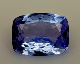 1.36Crt Natural Tanzanite Natural Gemstones JI133