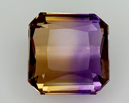7Crt Bolivian Ametrine Natural Gemstones JI133