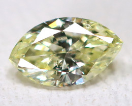 Yellow Diamond 0.14Ct Natural Untreated Genuine Fancy Diamond B525