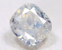 Blue Diamond 0.17Ct Natural Untreated Genuine Fancy Diamond B530