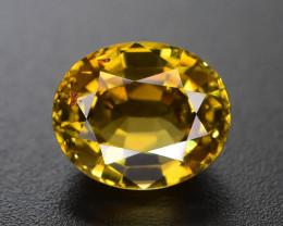 Mali Garnet 2.30 ct AAA Grade Intense Yellow Madagascar SKU-47