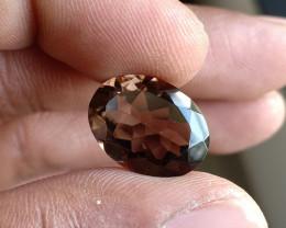 Natural Smoky Quartz A+++ Quality Gemstone VA3781