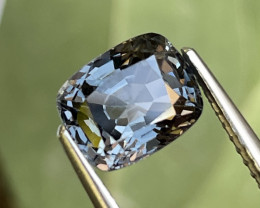 2.33 Cts Unheated Top Grade Bluish Grey Natural Spinel