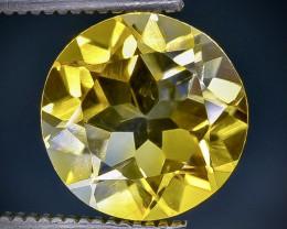 3.10 Crt  Citrine Faceted Gemstone (Rk-61)