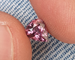 UNHEATED 1.16 CTS NATURAL GORGEOUS VS PURPLE SPINEL TANZANIA