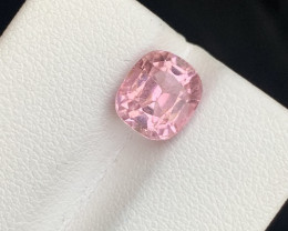 3.10 carats Baby pink colour Tourmaline Gemstone