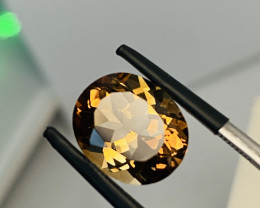 5.58 CT - IMPERIAL TOPAZ FROM BRASIL UNTREATED!!