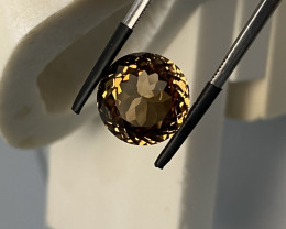 9.56 CT - IMPERIAL TOPAZ FROM BRASIL UNTREATED!!