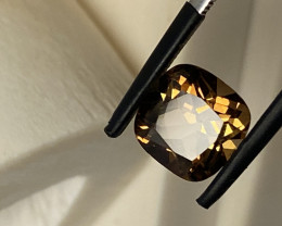 3.74 CT - IMPERIAL TOPAZ FROM BRASIL UNTREATED!!