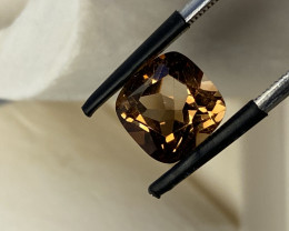 4.44 CT - IMPERIAL TOPAZ FROM BRASIL UNTREATED!!