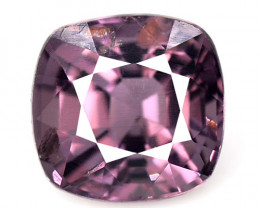Burma Spinel 1.20 Cts Unheated Very Rare Purple Pink Color Natural Gemstone