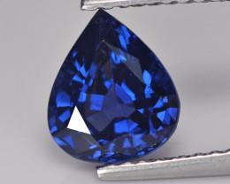 Spinel 1.64 Cts Blue Step cut BGC728
