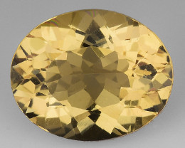 2.41 CT NATURAL HELIODOR TOP CLASS LUSTER GEMSTONE HL8