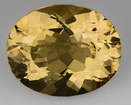 2.50 CT NATURAL HELIODOR TOP CLASS LUSTER GEMSTONE HL16