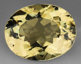 2.26 CT NATURAL HELIODOR TOP CLASS LUSTER GEMSTONE HL23