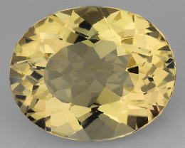 2.30 CT NATURAL HELIODOR TOP CLASS LUSTER GEMSTONE HL27