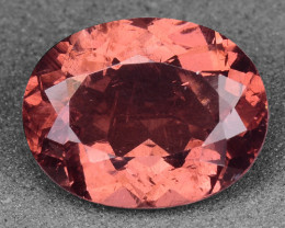 2.32 CT RARE RED  APATITE TOP CLASS CUT AP67