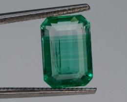 AAA Top Grade 1.60 Natural Emerald ~ Ethiopian