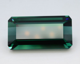 AAA Grade 41.0 Ct Natural Indicolite Tourmaline