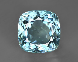 34.875 CT IF CLEAN NATURAL UNHEATED TOPAZ CERTIFIED