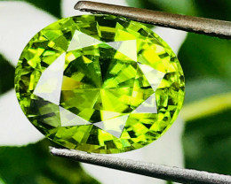 5.340 CT NATURAL UNHEATED PAKISTAN PERIDOT