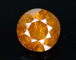 Top Jewelry Piece Rare AAA Astonishing Fire 1.65  ct Sphene