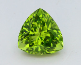 Apple Green 4.15 Ct Natural Himalayan Peridot ~ G