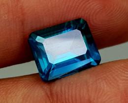 5.35Crt Green Topaz Natural Gemstones JI134