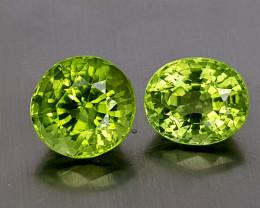 3.25Crt Peridot Natural Gemstones JI134