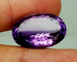 23.25Crt Natural Amethyst  Natural Gemstones JI134
