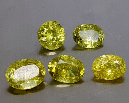 3.65Crt Mali Garnet Lot Natural Gemstones JI134