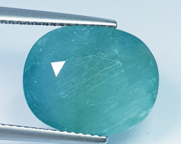 8.28 ct Exclusive Gem Fantastic Oval Cut Natural Grandidierite