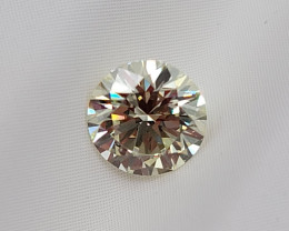 Triple Excellent GIA Certified Round Brilliant Cut 0.44cts Natural Diamond