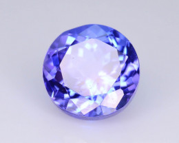AAA Grade 1.55 ct Tanzanite eye catching Color ~ K