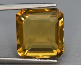 Natural Honey Quartz 10.65 Cts Good Quality Gemstone