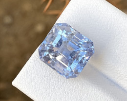 AIGS 13.49 Cts High End Quality Natural Blue Sapphire ($20,000 Retail)