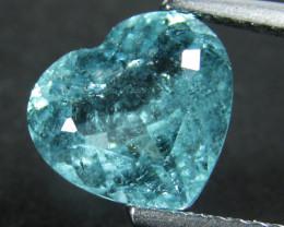 2.54Cts Copper bearing 100% Natural Earth mined Paraiba Tourmaline