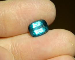 Tourmaline - Blue Electric Vivid !!! 2.45ct