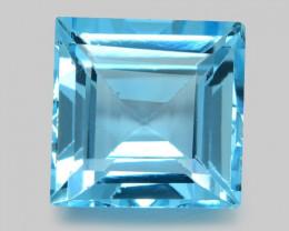 Topaz 6.19 Cts  Blue Natural Gemstone
