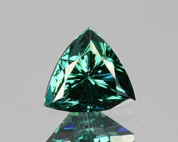0.03 Cts Natural Diamond Flashing Blue Diamond 2.00mm Fancy Africa