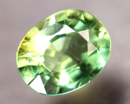 Apatite 2.02Ct Natural Paraiba Green Color Apatite D2106/B44
