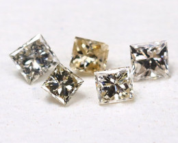 Diamond 0.12Ct Natural Genuine Fancy Color Diamond Lot B680