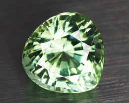 2.805 CT IF CLEAN NATURAL UNHEATED MINT GREEN TOURMALINE