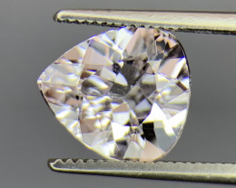 2.15Cts Natural  Morganite Gemstone