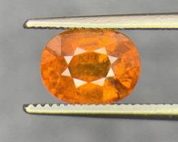 2.58CTS MARVELOUS NATURAL TOP FANTA-SPESSARTITE DAZZLING