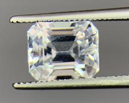 2.85 Cts Natural Aquamarine Gemstone