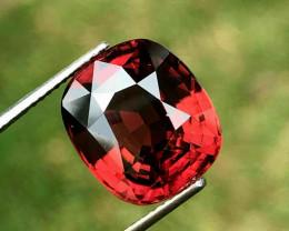 10.760 CT IF CLEAN NATURAL UNHEATED RED ZIRCON SRI LANKA